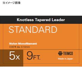 ティムコ(TIEMCO) リーダースタンダード 9フィート 6X ステルスグレー