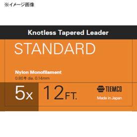 ティムコ(TIEMCO) リーダースタンダード 12フィート 7X ステルスグレー