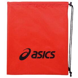 アシックス(asics) ライトバッグM フリー 2390(レッド×ブラック) EBG441
