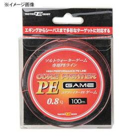 プロマリン(PRO MARINE) スーパーコアファイターPEゲーム 100m 0.3号 ALE100-0.3