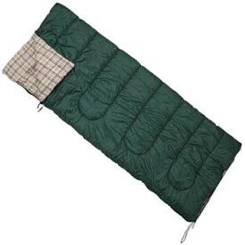 ogawa(小川キャンパル) 封筒型シュラフ ライトII ブリティッシュグリーン 1061