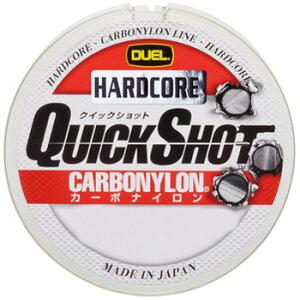 デュエル(DUEL) HARDCORE QUICK SHOT CN 150m 10lb チタンゴールド H3348