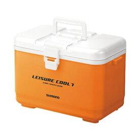 シマノ(SHIMANO) LC-007L レジャークール7 5.8L オレンジ LC-007L オレンジ
