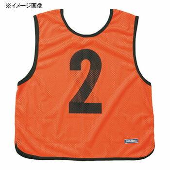 モルテン(molten) MRT-GB0012 ゲームベストジュニア 11号 (35)蛍光オレンジ MRT-GB0012