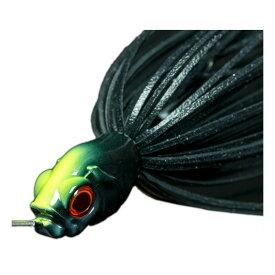 ガンクラフト(GAN CRAFT) キラーズベイト Mini II 3/8oz #09 ブラック×B