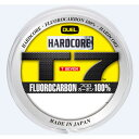 デュエル(DUEL) HARDCORE T7(ハードコア T7) 80m 10Lbs スーパークリア H3364