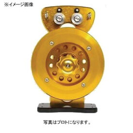 UOYA(ウオヤ) スタジオオーシャンマーク 糸巻き工場 ライトバージョン IK500 ゴールド