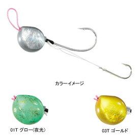 シマノ(SHIMANO) 炎月 カブラ 遊動弾(ゆうどうだま) 12号 03T ゴールド EK-812M