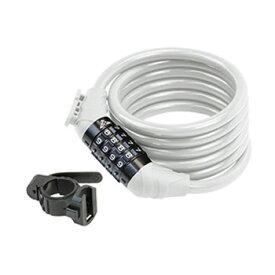 GIZA PRODUCTS(ギザプロダクツ) WL-654 Combination Lock コンビネーション ロック 10×1800mm WHT(ホワイト) LKW23904