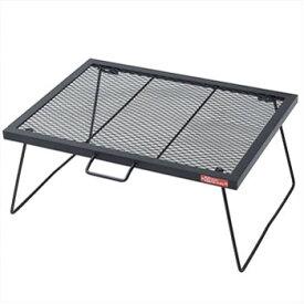 TENT FACTORY(テントファクトリー) ウッドライン スチールワーク FDテーブル600 ブラック TF-WLSW-FD600