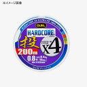 デュエル(DUEL) HARDCORE X4 投げ 200m 1.0号 25m×4色 H3289