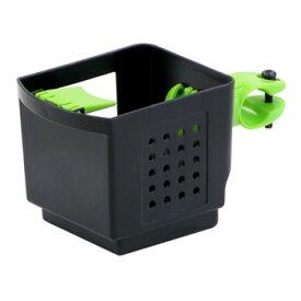 OGK(オージーケー) ドリンクホルダー PBH-003 黒緑 18112