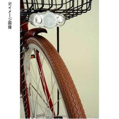 キャプテンスタッグ(CAPTAINSTAG)バレイFDB266折りたたみ自転車26インチブラックYG-216