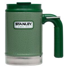 STANLEY(スタンレー)クラシック真空スチールキャンプマグ0.47Lグリーン01693-007