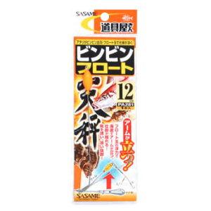 ささめ針(SASAME) 道具屋ビンビンフロート天秤 12cm PA281