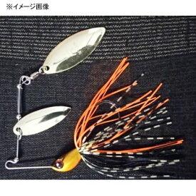 剣屋 スピナーベイト SPIN-TR 1/5oz 黒金