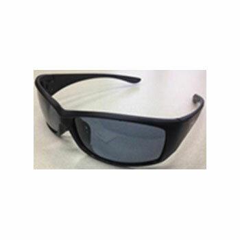 ダイワ(Daiwa) DN-8245 トリアセテート偏光サングラス ブラック グレー 04991563