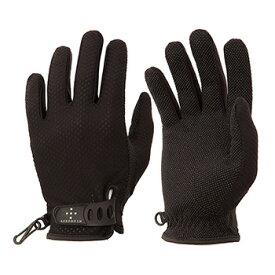 アクシーズクイン(AXESQUIN) M's UV Mesh Glove M ブラック AG6704