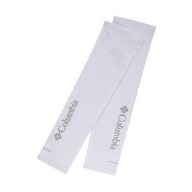 Columbia(コロンビア) FREEZER ZERO ARM SLEEVES(フリーザー ゼロ アーム スリーブ) S/M 100(White) SU9090