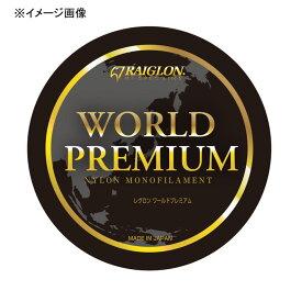 RAIGLON(レグロン) ワールドプレミアム 600m 0.8号/5lb パステルグリーン