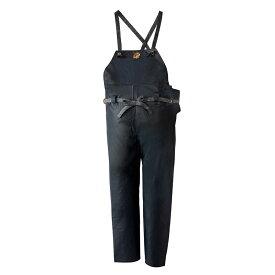 ロゴス(LOGOS) クレモナ水産胸当て付ズボン ゴム式 3号 鉄紺 10061183