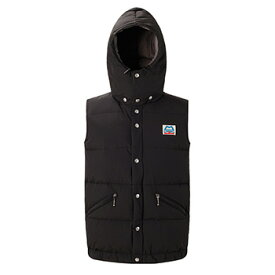 マウンテンイクイップメント(Mountain Equipment) Retro Lightline Vest(レトロライトラインベスト) M ブラック 421358
