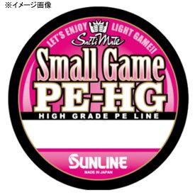 サンライン(SUNLINE) ソルティメイト スモールゲーム PE-HG 150m 0.3号 サクラピンク