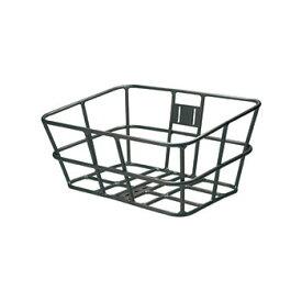 GIZA PRODUCTS(ギザプロダクツ) AL-N03 アルミ バスケット L ブラック BKT08200
