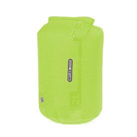 ORTLIEB(オルトリーブ) ドライバッグPS10 バルブ付 防水IP64 12L ライトグリーン K2222
