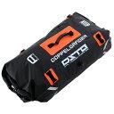 ドッペルギャンガー(DOPPELGANGER) デュアルストレージツーリングバッグ ブラック×オレンジ DBT217-BK