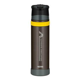サーモス(THERMOS) FFX-900 登山用ステンレスボトル 山専ボトル 0.9L BK(ブラック)