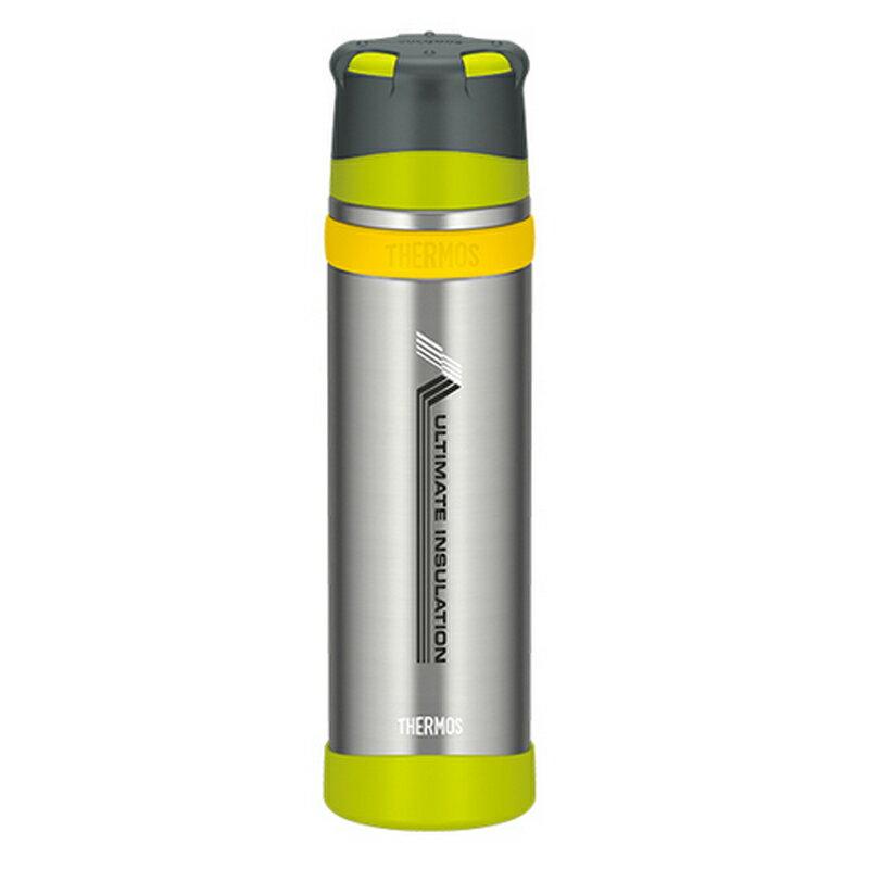 サーモス(THERMOS) FFX-900 登山用ステンレスボトル 山専ボトル 0.9L LMG(ライムグリーン)