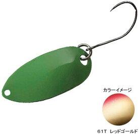 シマノ(SHIMANO) TR-0010 カーディフ ロールスイマー 0.9g 61T レッドゴールド 43580