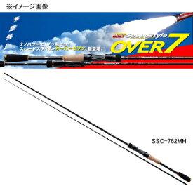 メジャークラフト スピードスタイル オーバー7 SSC-762MH