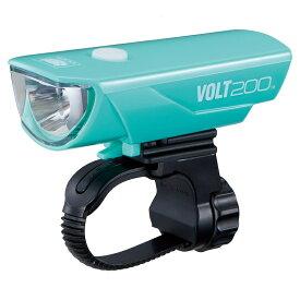 キャットアイ(CAT EYE) HL-EL151RC VOLT200 USB充電ライト チェレステ HL-EL151RC