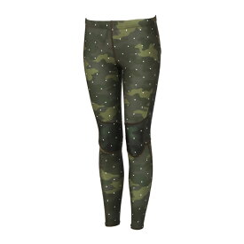 Columbia(コロンビア) SILVER CAVES II WOMEN'S COMPRESSION TIGHTS S-R 213(PEATMOSS CAMO) PL8169