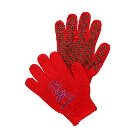 アクシーズクイン(AXESQUIN) Gnome Junior Glove S R00(レッド) AG3786