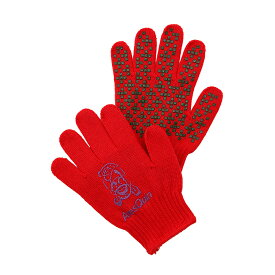 アクシーズクイン(AXESQUIN) Gnome Junior Glove M R00(レッド) AG3786