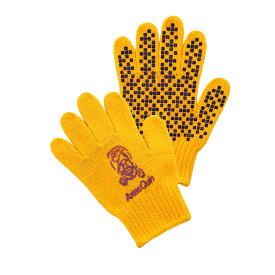 アクシーズクイン(AXESQUIN) Gnome Junior Glove S Y00(イエロー) AG3786
