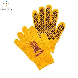 アクシーズクイン(AXESQUIN) Gnome Junior Glove L Y00(イエロー) AG3786