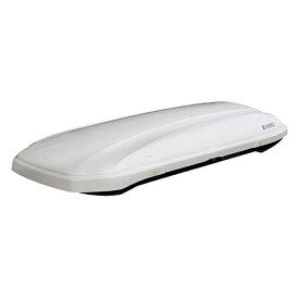 カーメイト(CAR MATE) INNO ROOF BOX55 BRQ55WH ルーフボックス【指定日不可・クレジットカードのみ】 300L ホワイト BRQ55WH