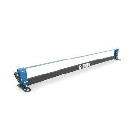 【最大500円クーポン配布中】 GIBBON(ギボン) FITNESS RACK フィットネスラック/スラックライン 3m ブラック×ブルー B010401