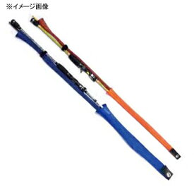 GEECRACK(ジークラック) ロッドメッシュカバー ベイト 2ピース用 ブルー