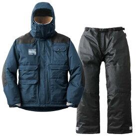 ロゴス(LOGOS) タフ防水防寒スーツ フォルテ M 28(ネイビー) 30369283