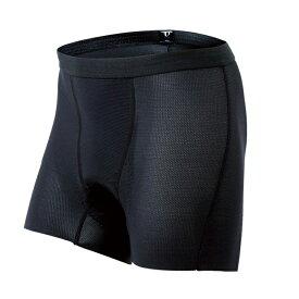 パールイズミ(PEARL iZUMi) メッシュ インナーパンツ Men's XL ブラック 153-2-XL