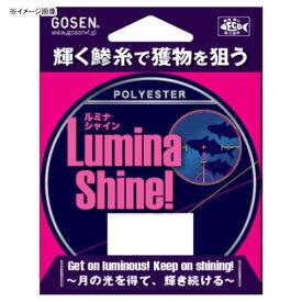ゴーセン(GOSEN) ルミナシャイン(LuminaShine) 200m 0.25号 ピンク GL198P025