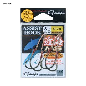 がまかつ(Gamakatsu) アシストフック 近海MS ダブル 5/0 42346