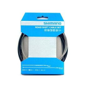 シマノ(SHIMANO/サイクル) OT-SP41 ROAD ステンシフトケーブルSET ブラック Y60098022