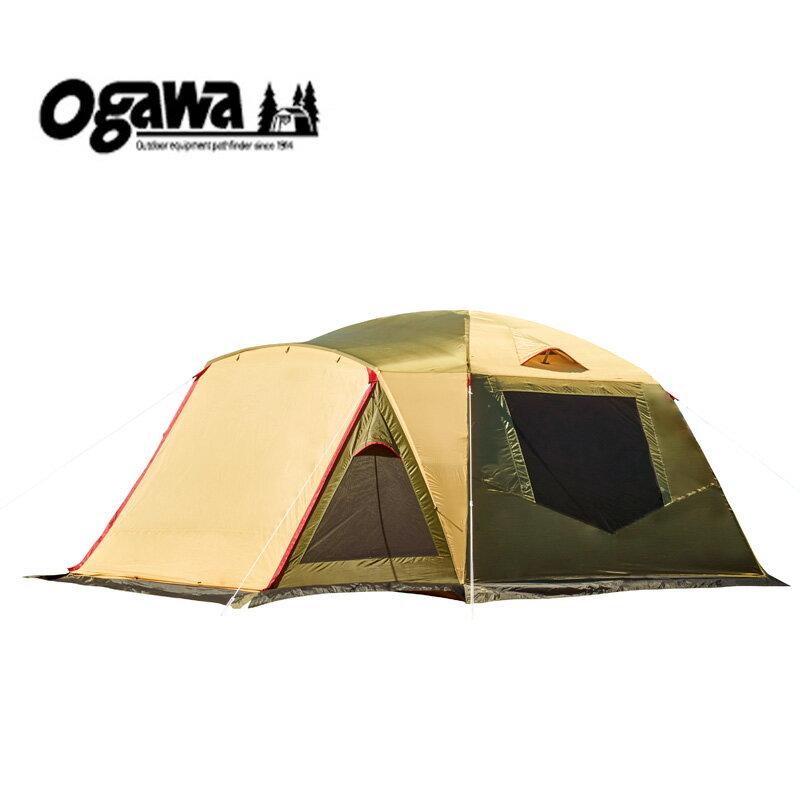 ogawa(小川キャンパル) アイレ 6人用 ブラウン×サンド 2658