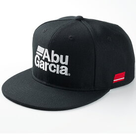 アブガルシア(Abu Garcia) フラットビルキャップ フリー ブラック 1424210